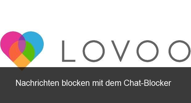 Lovoo: Chat-Blocker einrichten und Nachrichten blocken