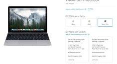 MacBook 2015: Der Aufpreis für den 1,3-Gigahertz-Prozessor