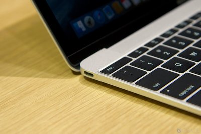 Apple MacBook mit USB-C – Foto: GIGA