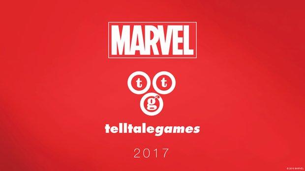 Telltale Games: Zusammenarbeit mit Marvel bestätigt, Spiel erscheint 2017