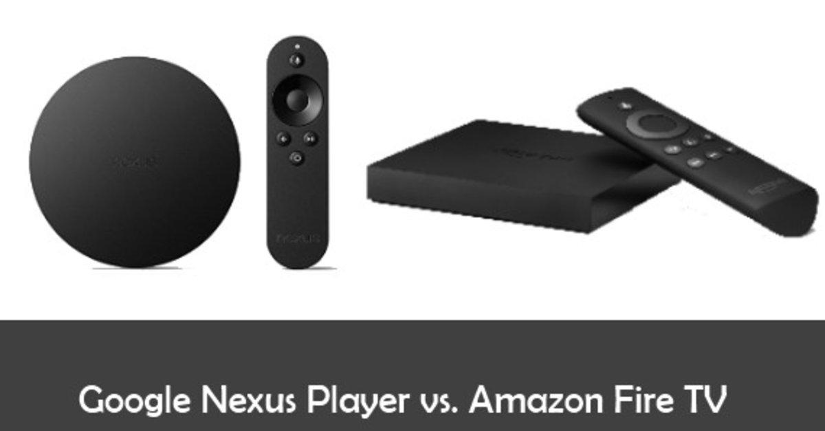 Google nexus player vs amazon fire tv vs chromecast der vergleich
