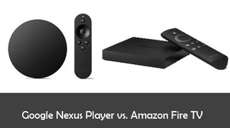 Google Nexus Player vs. Amazon Fire TV vs. Chromecast: Der Vergleich