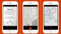 "Office Lens: Microsofts ""Scanner""-App mit Texterkennung"