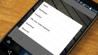 OG Instagram Plus: Drittanbieter-Client mit Download- und Teilen-Funktion