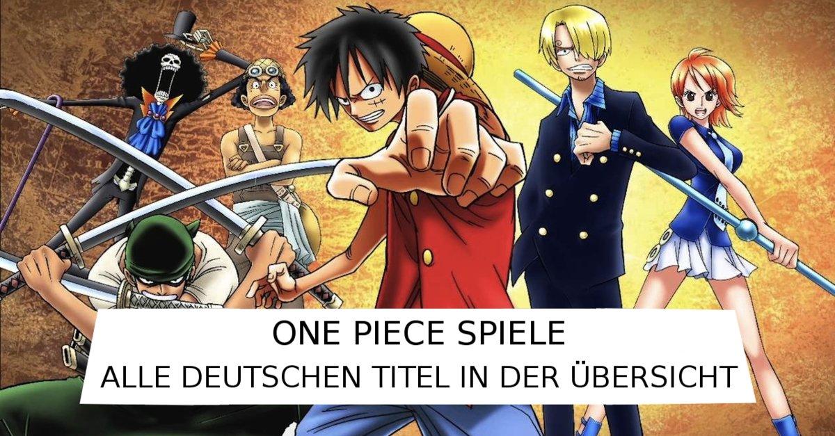 one piece spiele für pc