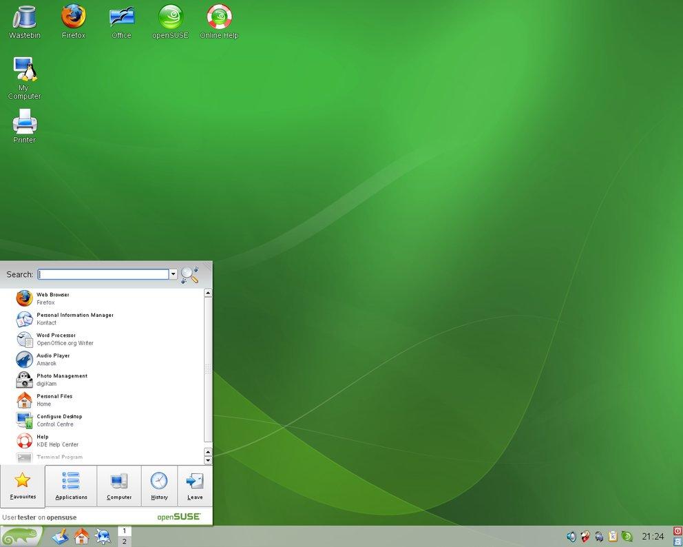 OpenSuse gehört zu den Urgesteinen der Linux-Szene.