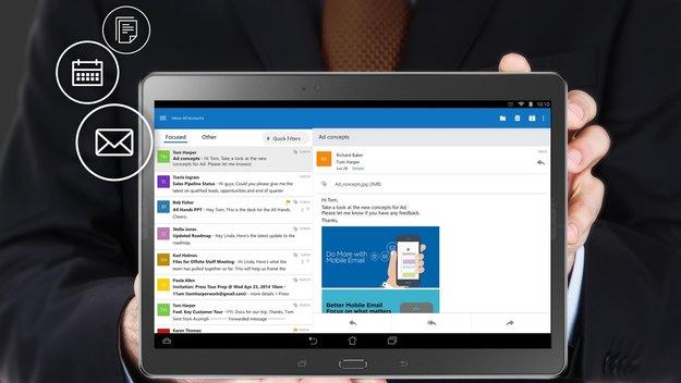 Outlook für Android in finaler Version erschienen [APK-Download]