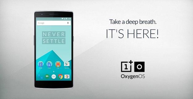 OnePlus One: OxygenOS steht zum Download bereit [Update: mit Video]