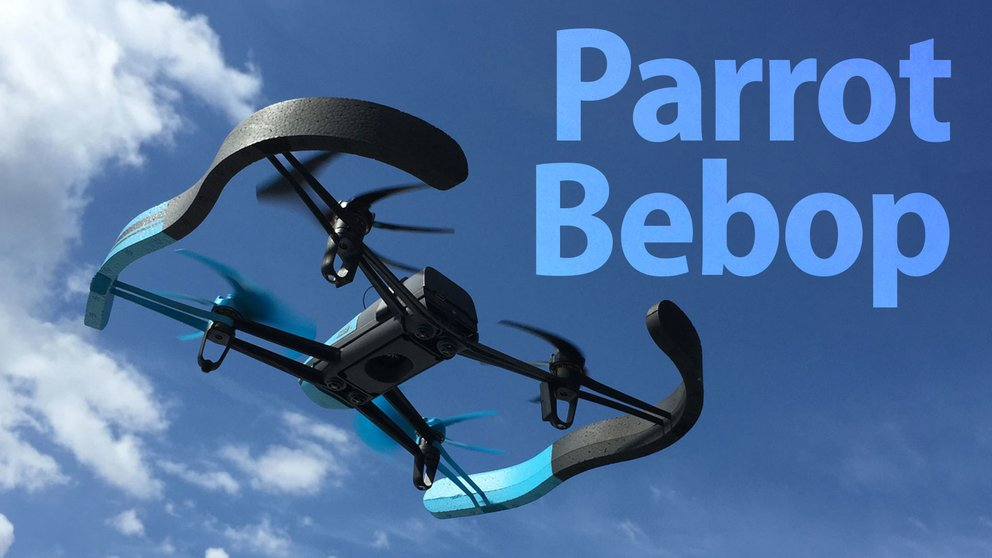 parrot bebop kamera drohne im test. Black Bedroom Furniture Sets. Home Design Ideas