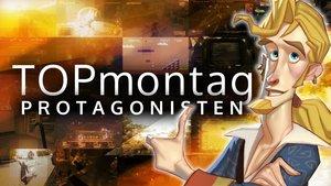 GIGA TOPmontag: Die coolsten Protagonisten (Platz 5-1)