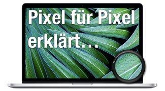 """Retina-Display im MacBook und iMac: Pixel-Guide für den """"Auflösungs-Dschungel"""""""