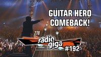 radio giga #192: Guitar Hero kehrt zurück, Games in der Schule und neue Charaktere für Smash Bros.