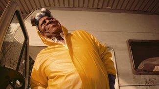 """Roberto Blanco macht auf Breaking Bad: """"Tank dich Reich""""-Werbung 2015 (mit Video)"""
