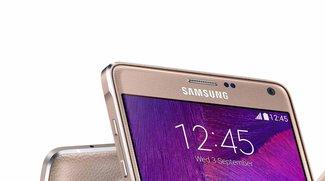 Samsung Galaxy Note 4: Update auf Android 6.0.1 Marshmallow hat begonnen