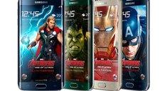 Samsung Galaxy S6: The Avengers-Themes und weitere Designs verfügbar