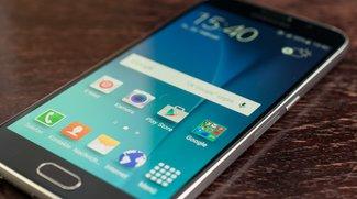 Samsung Galaxy S6: Stock Android-Theme in der Mache