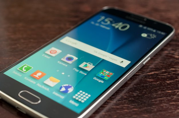 Samsung Galaxy S6: Stock Android-Theme in der Mache