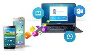 Samsung Galaxy S6: Smart Switch synchronisiert lokal und transferiert Daten vom Altgerät