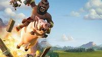 Clash of Clans Schweinereiter im Einsatz: Angreifen und Verteidigen