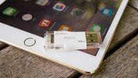 PhotoFast i-FlashDrive Max: Neuer iOS-Speicher ganz klein