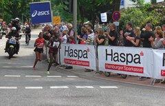 Hamburg-Marathon 2015 im...