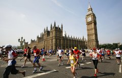 London Marathon 2015 im...