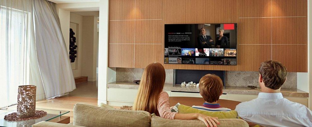 Sony Bravia-TV mit Netflix