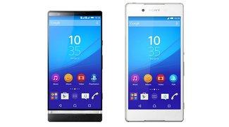 Sony Xperia P2: Nahezu rahmenloses High End-Smartphone gesichtet
