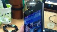 Sony Xperia Z4: Hands-On-Fotos bestätigen geringe Design-Änderungen zum Vorgänger