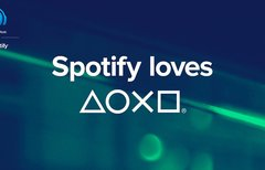Spotify auf der PS4 abspielen...