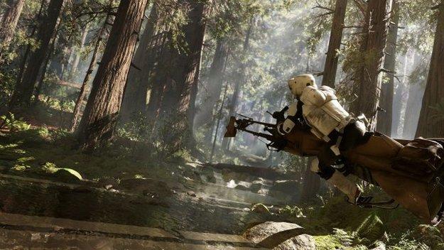 Star Wars Battlefront: Release-Termin und neue Bilder geleakt *Update*