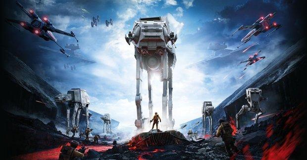 Game-Deals des Tages:<b> Star Wars Battlefront und Rabatt auf Wolfenstein: The Old Blood</b></b>