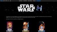 iTunes Store: Alle sechs Star-Wars-Filme ab Freitag erhältlich