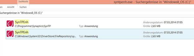 SynTPEnh: Unwichtiges Autostart-Programm oder Virus?