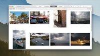 Fotos-App auf dem Mac: Die wichtigsten Tastaturkürzel