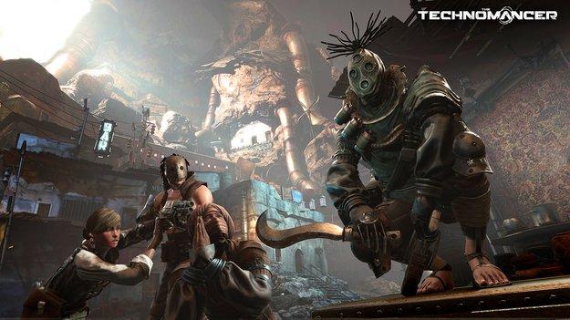 """The Technomancer: Cyberpunk-Rollenspiel der """"Bound by Flame""""-Macher angekündigt"""