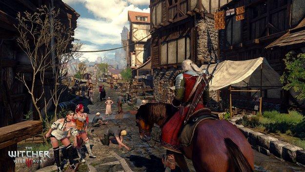The Witcher 3: Das bietet euch die riesige Spielwelt