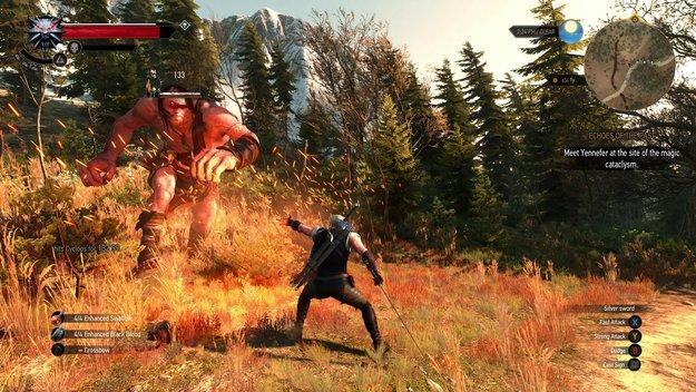 The Witcher 3: Frische Screenshots eingetroffen