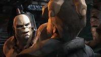 Mortal Kombat X: Goro zeigt sich im Trailer
