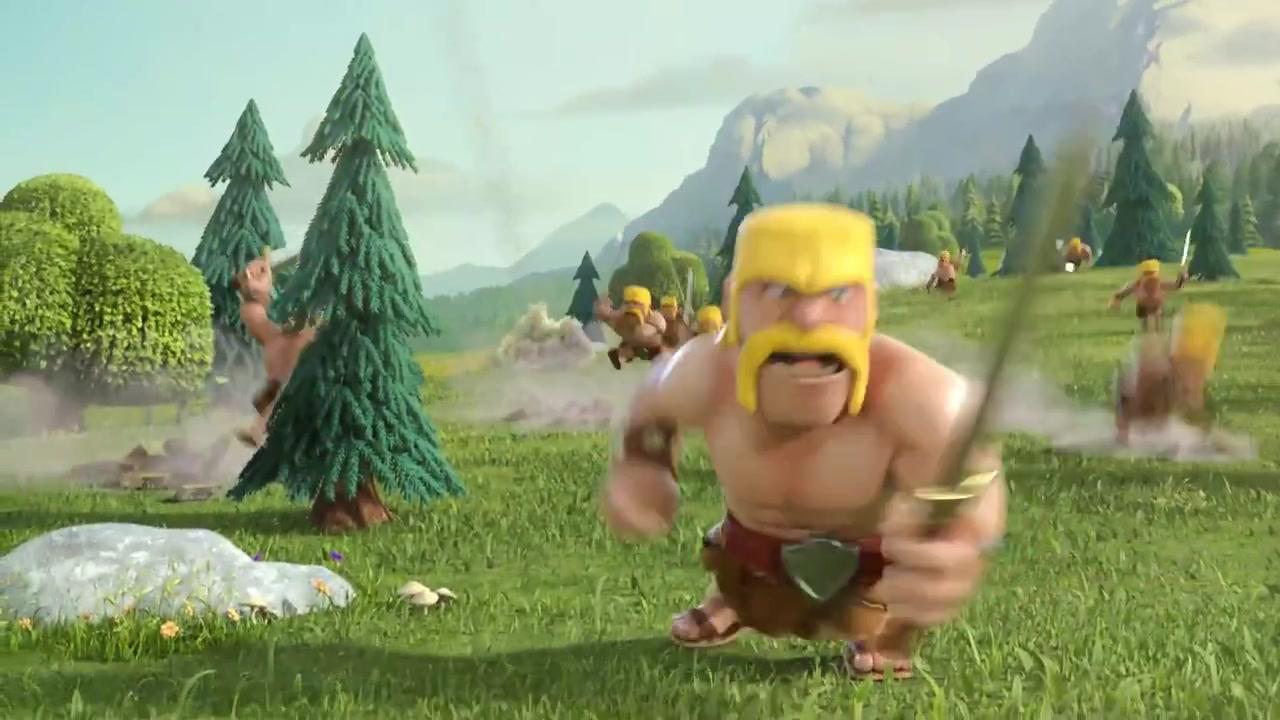 Walküre nackt clash of clans