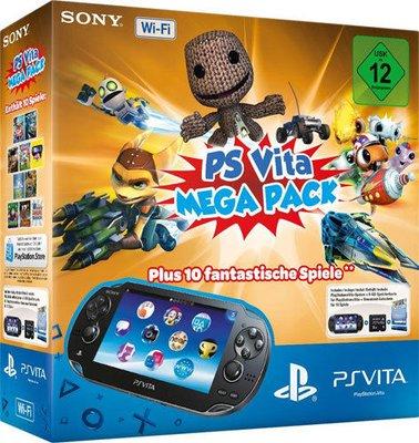 Game-Deals des Tages:<b> PS-Vita mit 10 Spielen zu einem günstigen Preis</b></b>