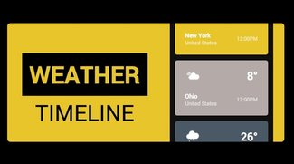 Weather Timeline – Forecast