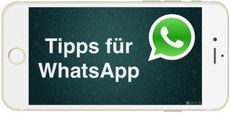 WhatsApp: 12 Tipps für jeden Nutzer