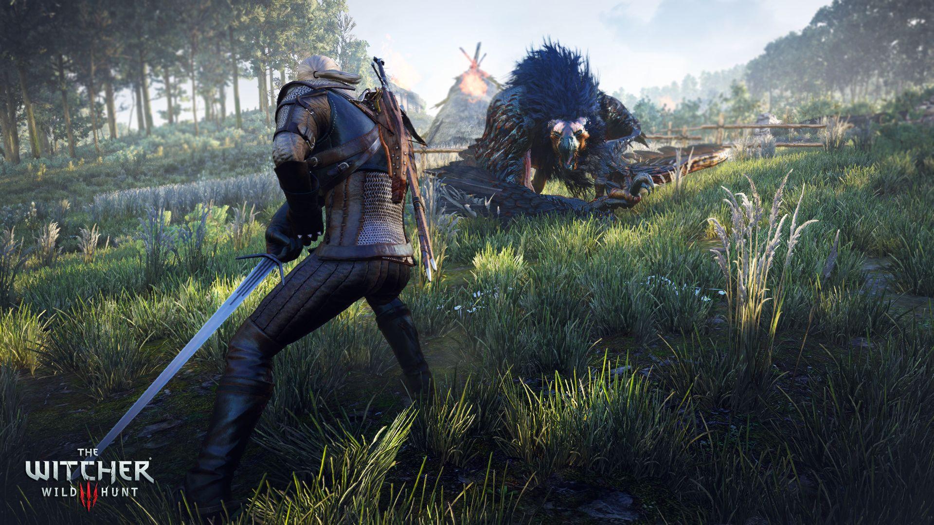 The Witcher 3 Toxine Verändern Geralts Gesicht Und Weitere