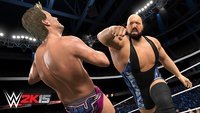 WWE 2K15: PC-Release angekündigt - alle bisherigen DLCs gratis zur PC-Version