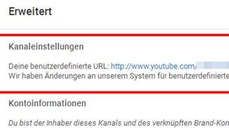 Youtube-URL ändern (2017) – so geht's
