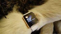 Chinesischer Milliardärssohn kauft seinem Hund zwei Apple Watch Edition