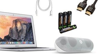 Angebote bei Amazon und Saturn: Beats Pill XL, MacBook Air (13 Zoll) für 899 Euro und Zubehör