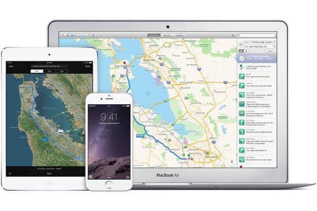 Apple Minivans: Datensammlung für neue Karten-App inklusive 3D-Street-View