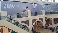 Weltweit größter Apple Store eröffnet im August in Dubai